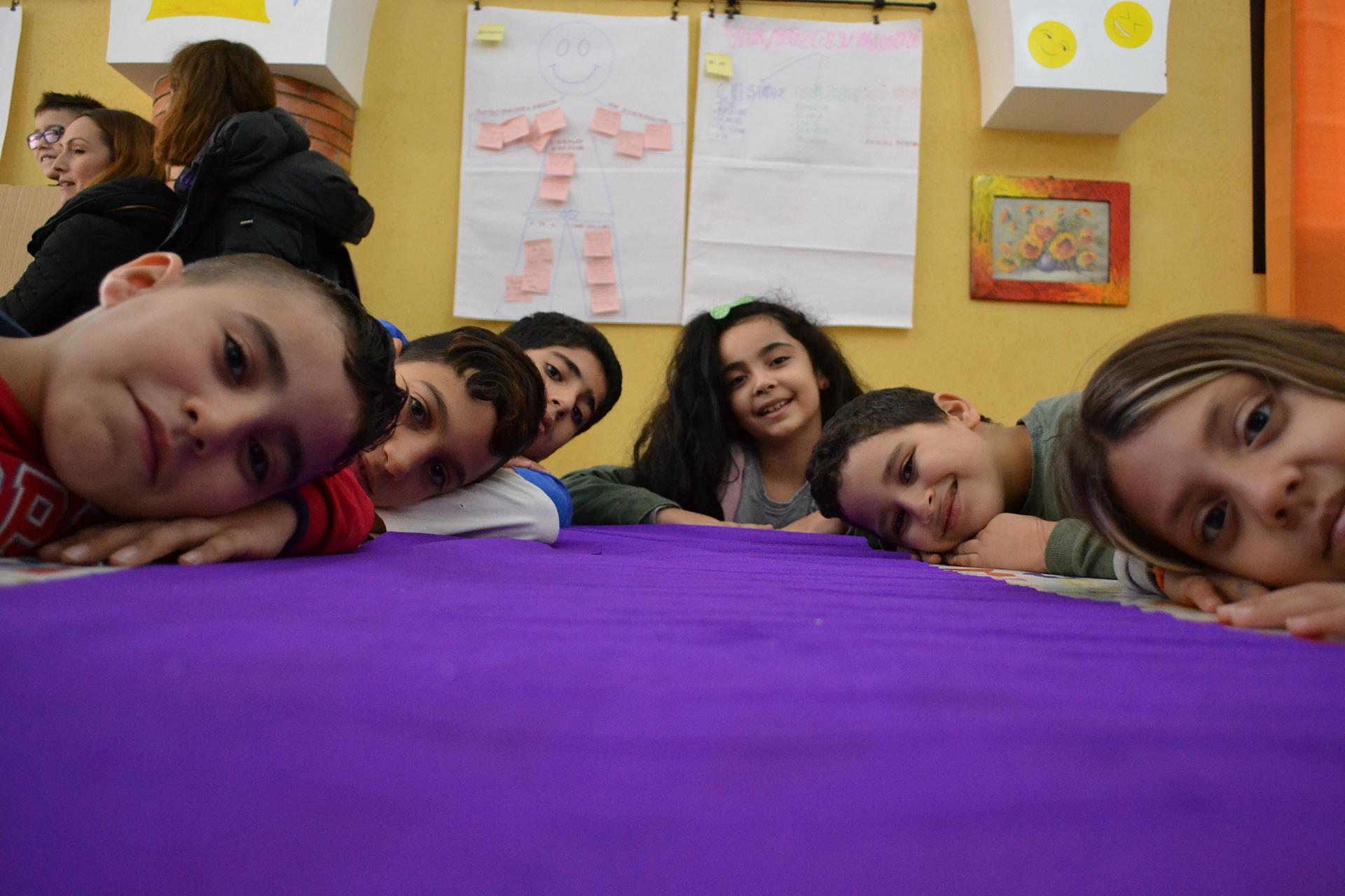 Centro di aggregazione giovanile a Mazara del Vallo, porta d'incontro del Mediterraneo.